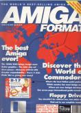 Cover of old Amiga Format