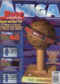 Cover of Amiga User International