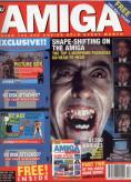 Cover of old CU Amiga